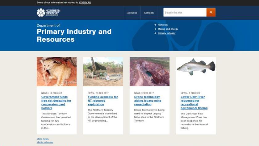 DPIR Website