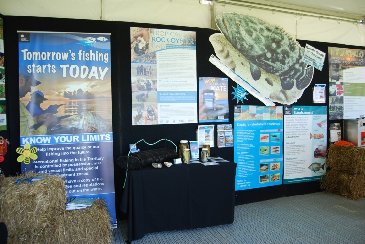 Fisheries contributed lots of interesting information