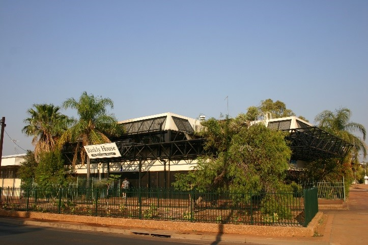 Figure 1. Barkly House Tennant Creek.