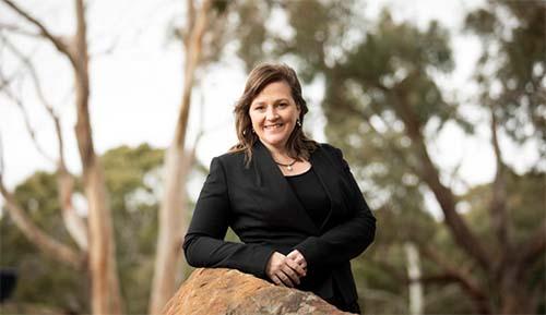 Zoe Malone - NT Rural Women's Award winner 2019