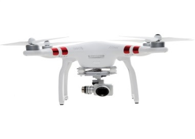 DJI Phantom with Go Pro