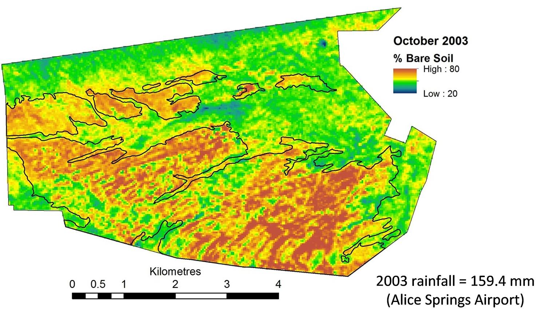 Bare Soil – 2003