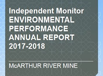 Environmental report released for McArthur River Mine
