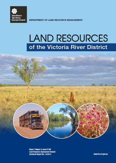 Land resources of the Victoria River District